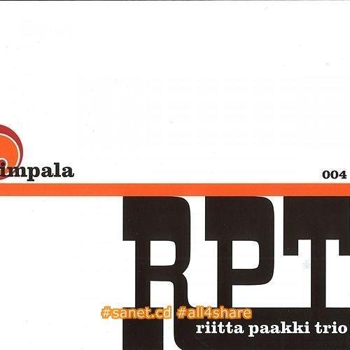 Riitta Paakki Trio - Riitta Paakki Trio (2000)
