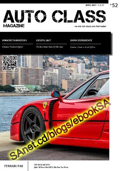 Auto Class Magazine -- April 2017