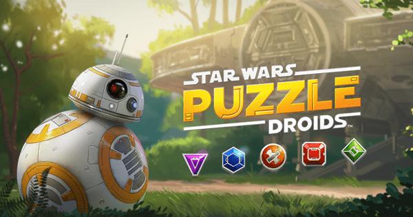 Star Wars Puzzle Droids™ v1.0.21 MOD + Data