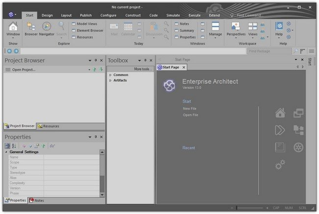 Sparx Systems Enterprise Architect 13.5.1351 Corporate Edition