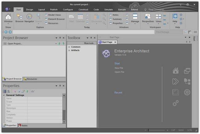 Sparx Systems Enterprise Architect 13.5.1351 Corporate Edition