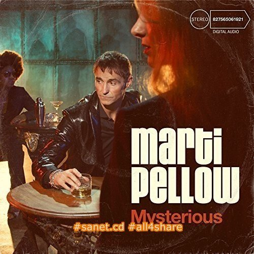Marti Pellow - Mysterious (2017)
