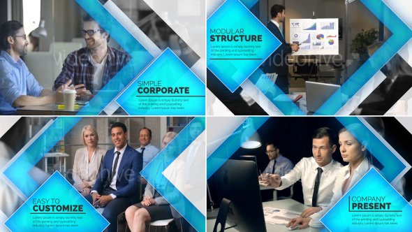 Company Presentation 19630285 - Project for After Effects (Videohive)