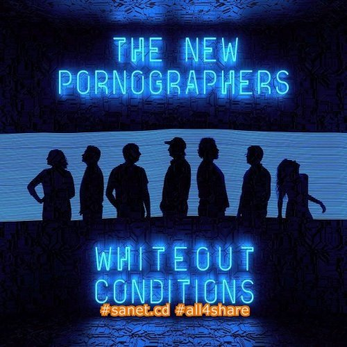 The New Pornographers - Whiteout Conditions (2017) [24-44 FLAC]