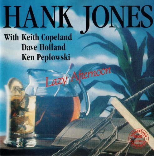 Hank Jones - Lazy Afternoon (1989) (FLAC)