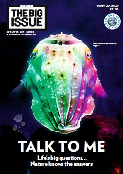 The Big Issue - April 17, 2017