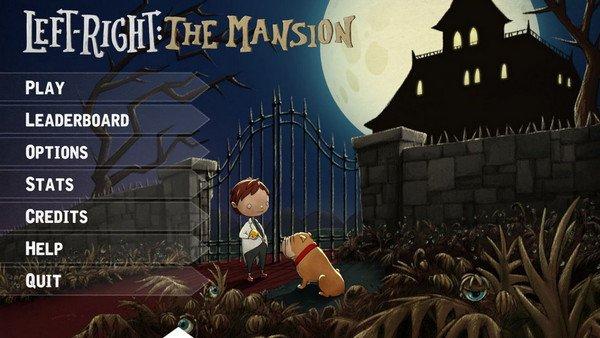 Left-Right: The Mansion v1.0.4