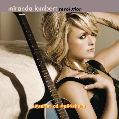 Miranda Lambert Revolution  Limited Edition Australian Tour Pack