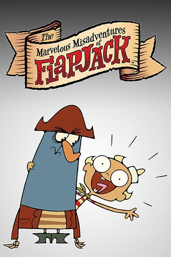 The Marvelous Misadventures of Flapjack S02E03 iTunes rip