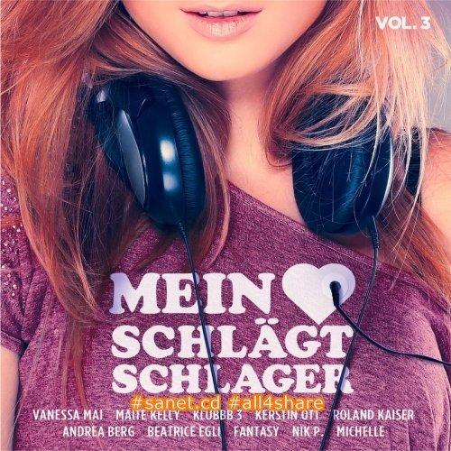 VA - Mein Herz Schlagt Schlager Vol.3 (2017) Lossless