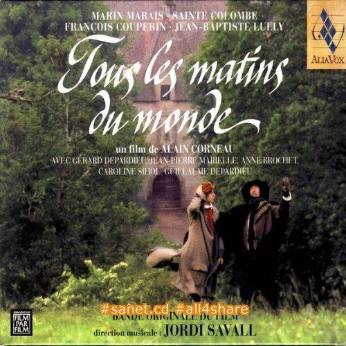 Jordi Savall - Tous Les Matins Du Monde - Bande Originale Du Film (1993)