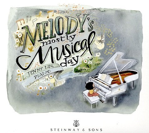 Jenny Lin - Melody's Mostly Musical Day (2016)