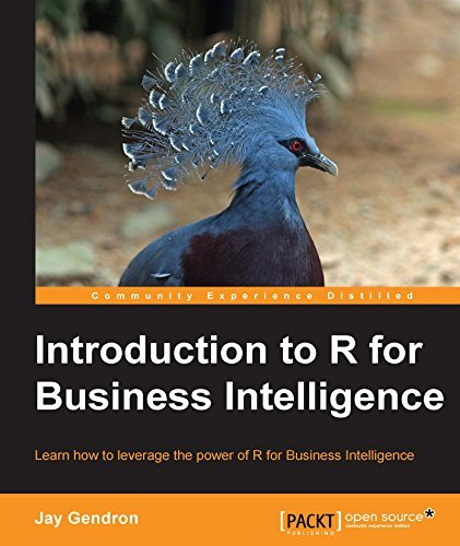 Jay Gendron – Introduction to R for Business Intelligence