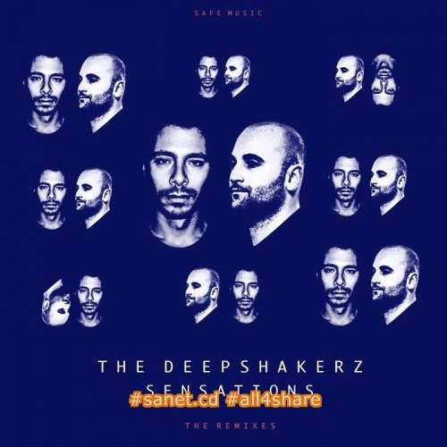 The Deepshakerz - Sensations (The Album Remixes) (2017)