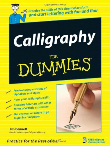 Calligraphy For Dummies!