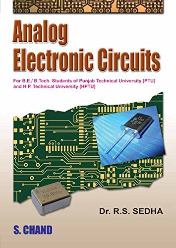 Analog Electronic Circuits (PTU & H.P.)