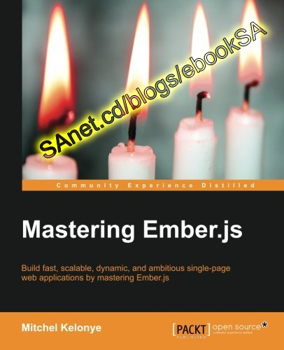 Mastering Ember.js (True PDF)
