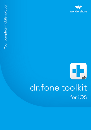 Wondershare Dr.Fone Toolkit for iOS v8.5.3
