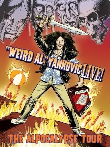Weird Al Yankovic Live The Alpocalypse Tour 2011 BRRip XviD MP3-RARBG