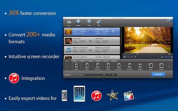 Total Video Converter Pro 4.3.8 Multilingual macOS