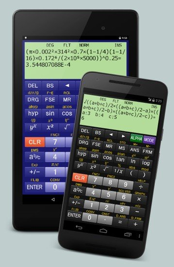 Scientific Calculator PasCal v2.3