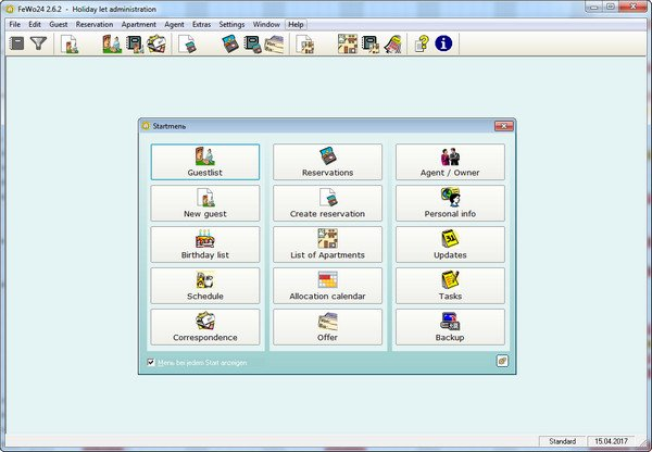 FeWo24 Holiday let administration v2.6.2.Bilanguage