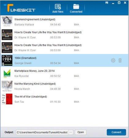 t224zwuLdDuu2Crp0jZuk6bRdESXYD8r دانلود نرم افزار تبدیل فایل های صوتی TunesKit AudioBook Converter 3.0.5.9
