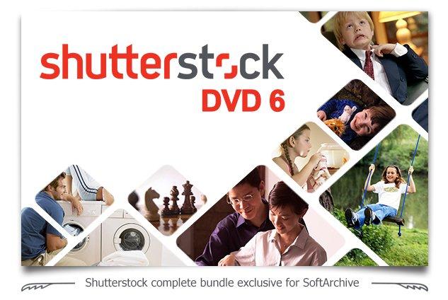 Shutterstock Complete Bundle - DVD 6