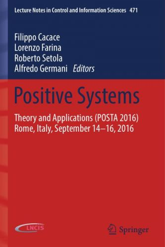 Positive Systems 2017
