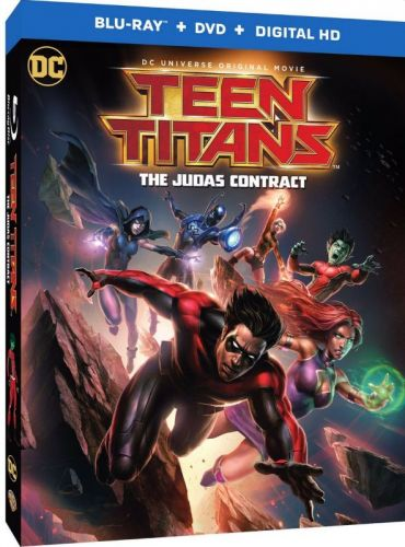 Teen Titans The Judas Contract 2017 DVDRip XviD AC3-iFT