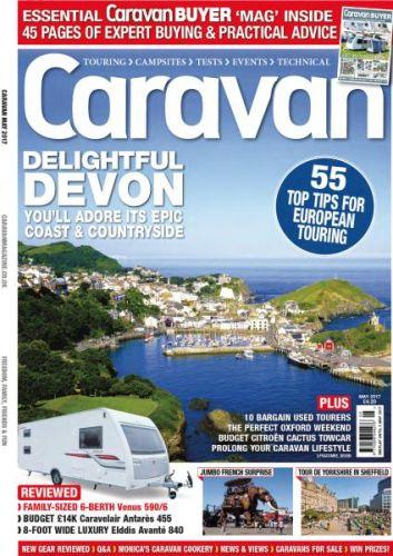 Caravan Magazine -- May 2017