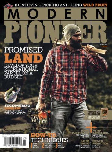 Modern Pioneer -- April-May 2017