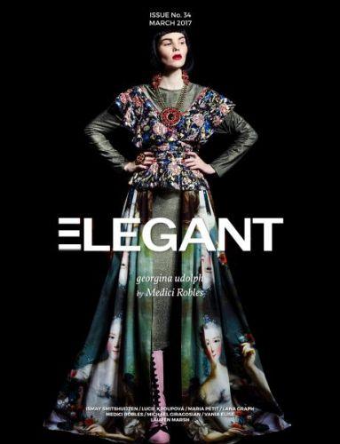 Elegant Magazine - Fashion #17 -- March 2017