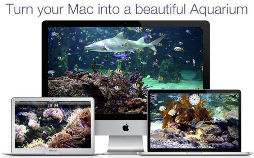 Aquarium Live HD Plus 3.0.0 Multilingual MacOSX