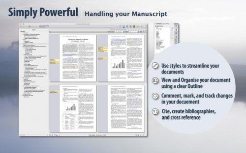 Mellel 3.5.2 Multilingual Mac OS X