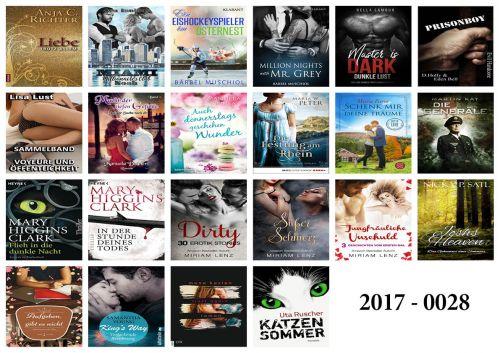 Box 2017 0028 - eBooks verschiedene Genre