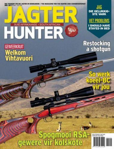 SA Hunter Jagter -- May 2017