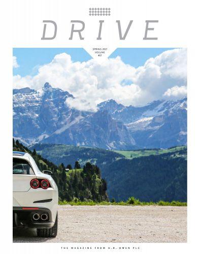 Drive Magazine -- Spring 2017