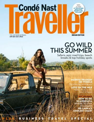 Conde Nast Traveller India - April-May 2017