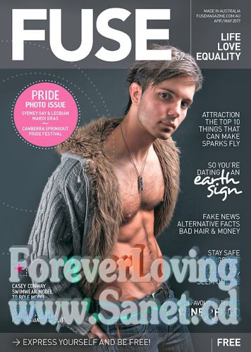 Fuse - 52 - Gay lifestyle - April-May 2017