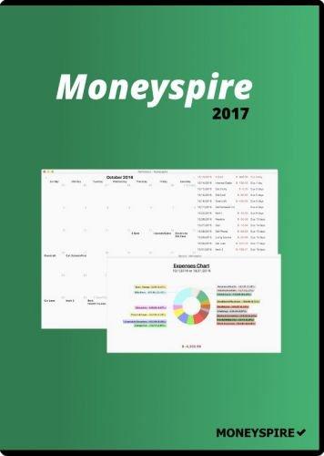 Moneyspire 2017 Pro 17.0.23 MacOSX