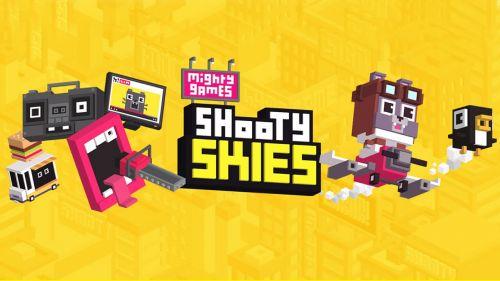 Shooty Skies - Arcade Flyer v1.1301.6423 MOD