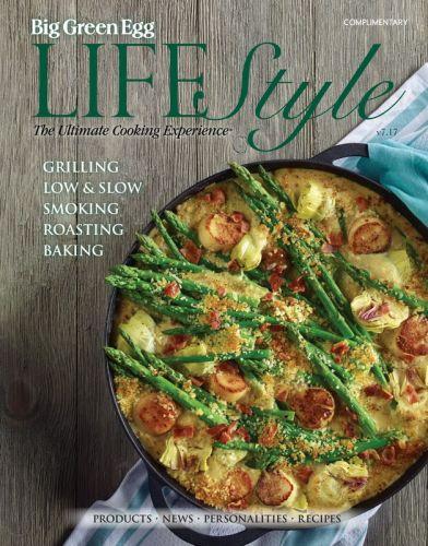 Big Green Egg Lifestyle Magazine - Issue 7, 2016