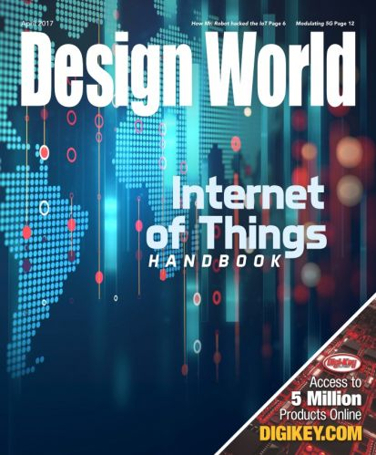 Design World - Internet of Things Handbook 2017