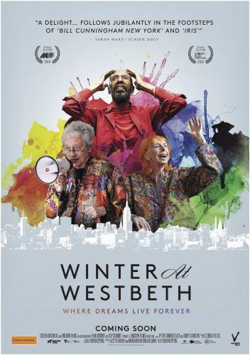 Winter At Westbeth (2015) PDTV x264-CBFM