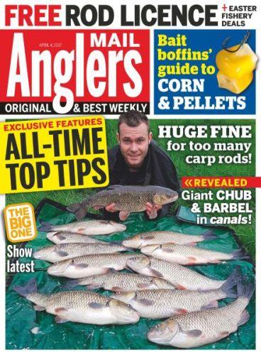 Angler's Mail -- April 4, 2017
