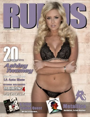 Rukus Magazine - November/December 2016