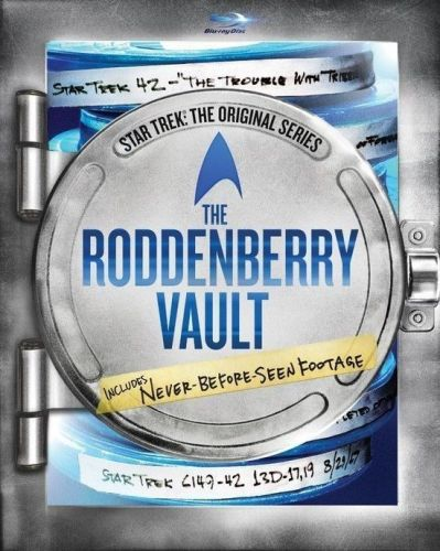 Star Trek The Roddenberry Vault 2016 Part1 BRRip x264-FGT
