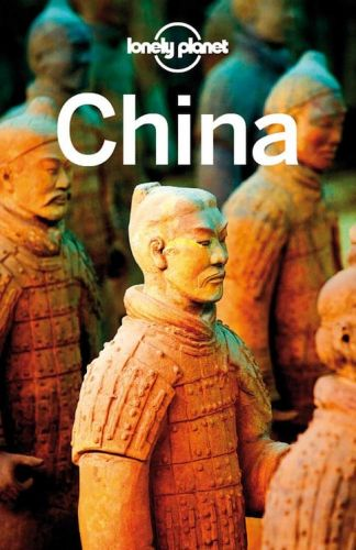 Lonely Planet China (Travel Guide), 13th edition