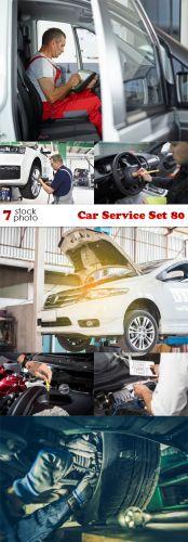 Photos -- Car Service Set 80